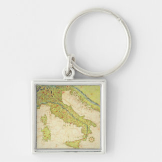 Italy Key Chain