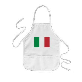 italy kids' apron
