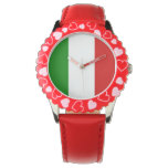 Italy Kid's Watch - The Flag of Italy