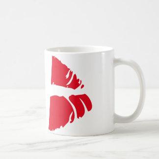 italy kiss coffee mug