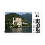 Italy, lake Como Postage Stamps
