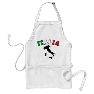 Italy Land Adult Apron