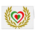 italy-laurel-heart-2 tarjeta