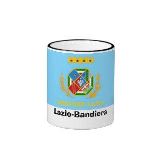 Italy-Lazio-Bandiera Ringer Coffee Mug