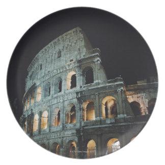 Italy,Lazio,Rome Party Plates