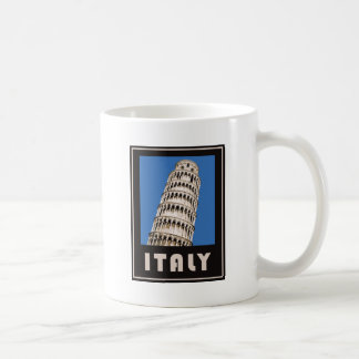 Italy leaning tower of Pisa Coffee Mug