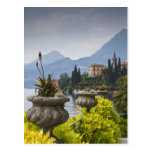 Italy, Lecco Province, Varenna. Villa Monastero, 2 Post Card