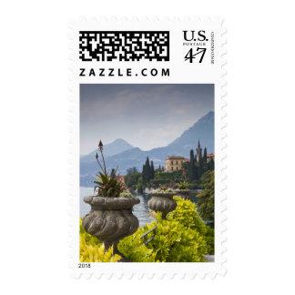 Italy, Lecco Province, Varenna. Villa Monastero, 2 Stamp