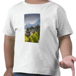 Italy, Lecco Province, Varenna. Villa Monastero, 2 T-shirts