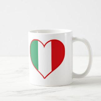 Italy Love Coffee Mug
