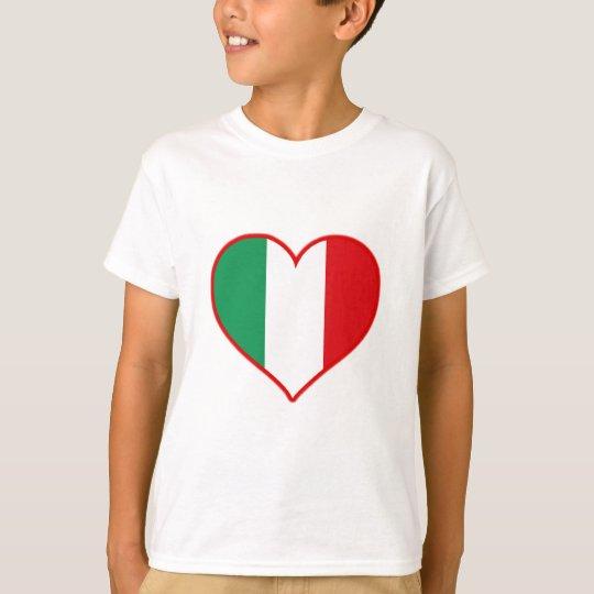 Italy Love T-Shirt