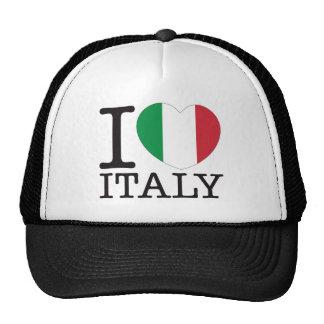Italy Love v2 Trucker Hats