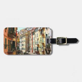 Italy Luggage Tag - Italian Riviera