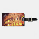 Italy Luggage Tag - Rome