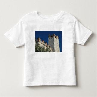 Italy, Malcesine, Lake Garda, Castle Scaligero 2 Toddler T-shirt