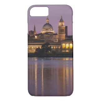 Italy, Mantua Province, Mantua. Town view and 2 iPhone 8/7 Case