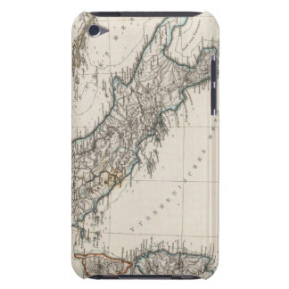 Italy Map by Stieler Case-Mate iPod Touch Case