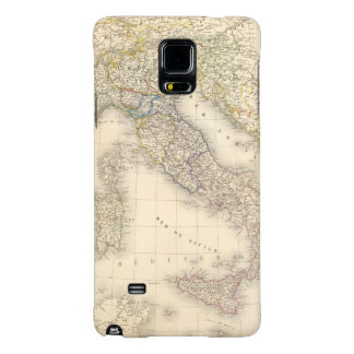 Italy Map Galaxy Note 4 Case