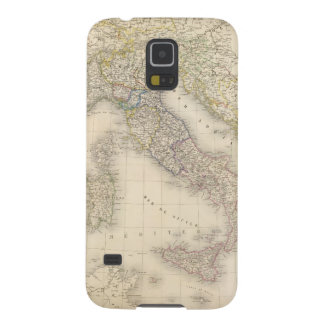 Italy Map Cases For Galaxy S5