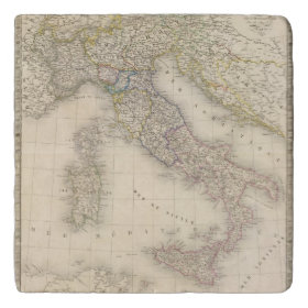Italy Map Trivets