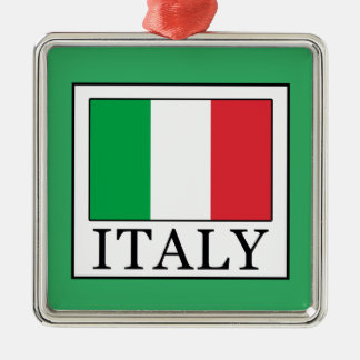 Italy Metal Ornament