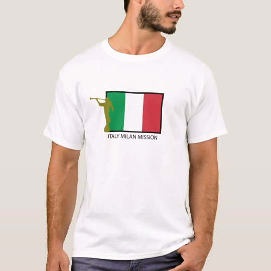 ITALY MILAN MISSION LDS CTR T-Shirt