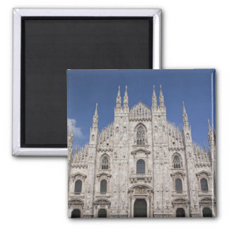 Italy, Milan Province, Milan. Milan Cathedral, 2 Magnet