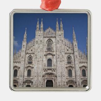 Italy, Milan Province, Milan. Milan Cathedral, 2 Metal Ornament