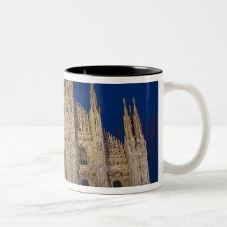 Italy, Milan Province, Milan. Milan Cathedral, Coffee Mugs
