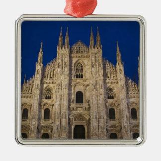 Italy Milan Province Milan Milan Cathedral Christmas Tree Ornament