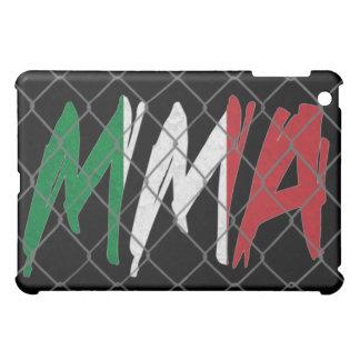 Italy MMA black iPad case