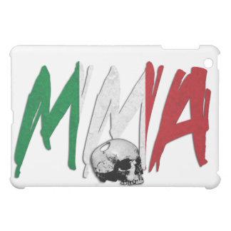 Italy MMA Skull White iPad Case