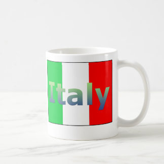 Italy Classic White Coffee Mug