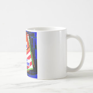 Italy,...my Heritage, USA,...my Country Coffee Mug