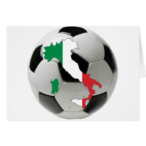 Italy national team card