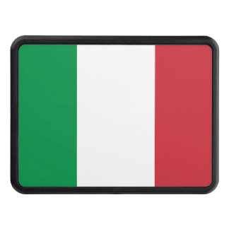 Italy National World Flag Trailer Hitch Cover