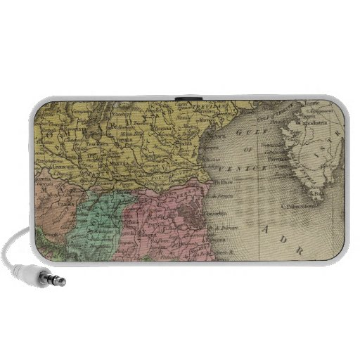 Italy North Part Portable Speaker