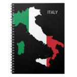 Italy notebook