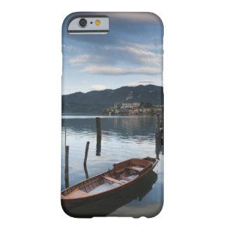 Italy, Novara Province, Orta San Giulio. Isola Barely There iPhone 6 Case
