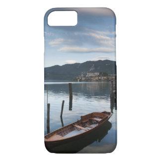 Italy, Novara Province, Orta San Giulio. Isola iPhone 7 Case