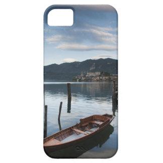 Italy, Novara Province, Orta San Giulio. Isola iPhone SE/5/5s Case