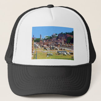 ITALY Old Forum Trucker Hat