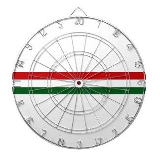 Italy or Mexico banner / flag Dart Board