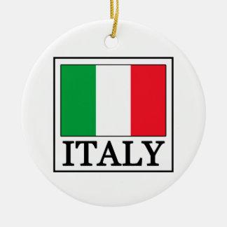 Italy ornament