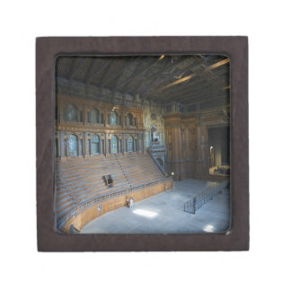 Italy, Parma, Teatro Farnese Jewelry Box