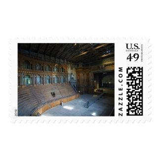 Italy, Parma, Teatro Farnese Postage Stamp