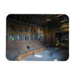 Italy, Parma, Teatro Farnese Rectangular Photo Magnet