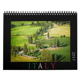 Italy photography calendar 2017