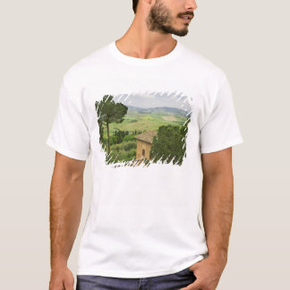 Italy, Pienza. View of the Tuscany T-Shirt