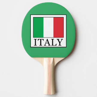 Italy Ping-Pong Paddle